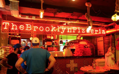 THE BROOKLYN PIZZERIA – PARIS